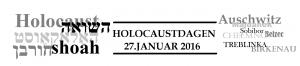 Holocaustdagen 2016